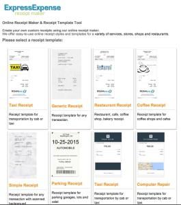 receipt-templates