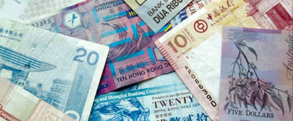 New International Currencies Added