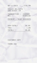 Receipttemplatescompanies ExpressExpense Custom Receipt Maker - Free catering invoice template gucci outlet store online