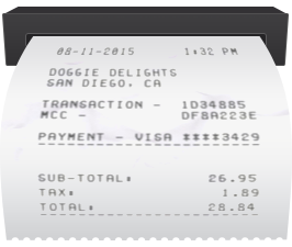 create your own custom receipts - Create A Receipt